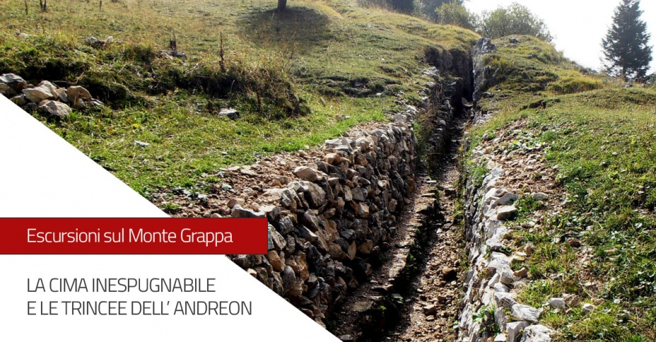 Escursione sul Monte Grappa: la cima inespugnabile e le trincee della Grande Guerra