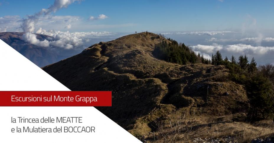 Meatte e Boccaor: un Escursione sul Monte Grappa tra cielo e terra
